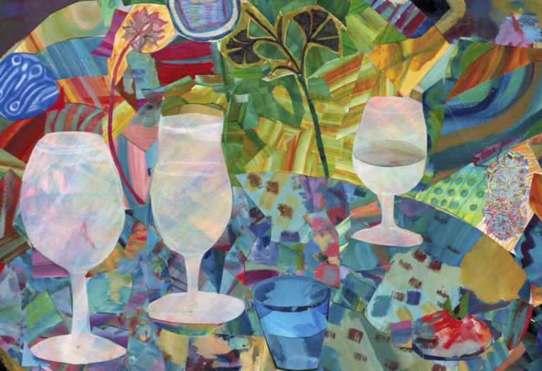 Glasses of Water full